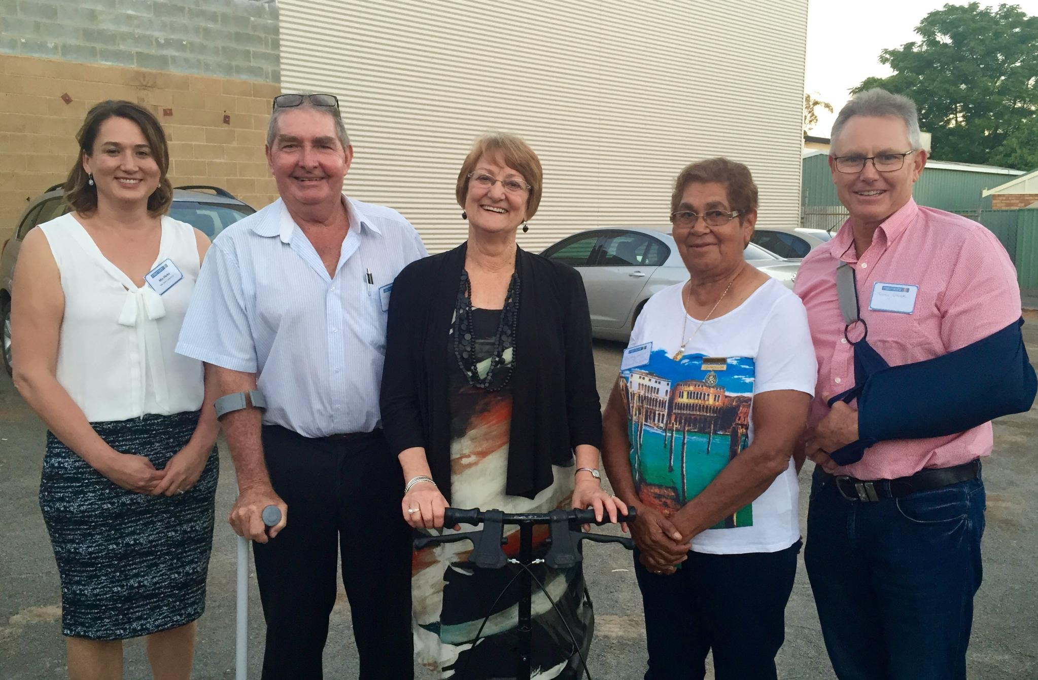 REVITALISATION FUND BRINGS CHRISTMAS CHEER TO COOLGARDIE